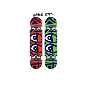 Skate complet KROOKED -...