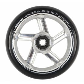 2 roues Ethic Acteon chrome...