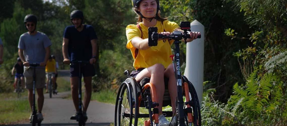 fauteuil roulant electrique pour handicape-omni fauteuil roulant-pmr-chaise roulante électrique-mobilitix